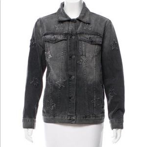 Knox Star Denim Jacket Black